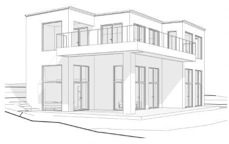 Espergærde - nyt hus
