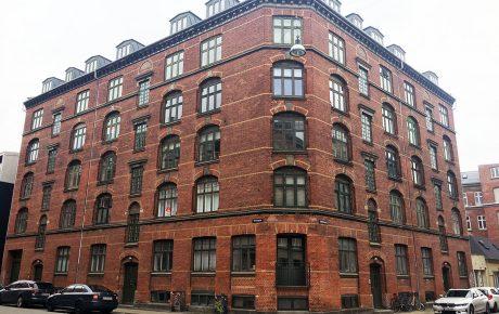 Vedligeholdelsesplan København - Saltholmsvej
